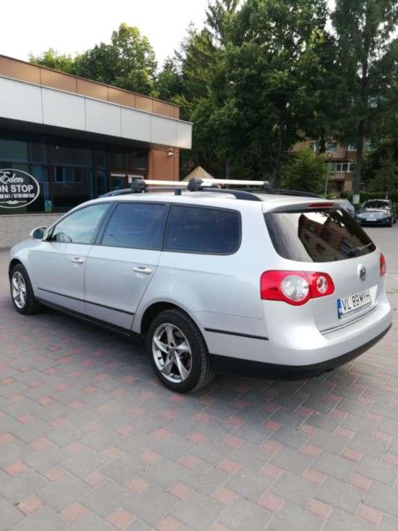 VW Passat Din 2007 - 218,000 Km
