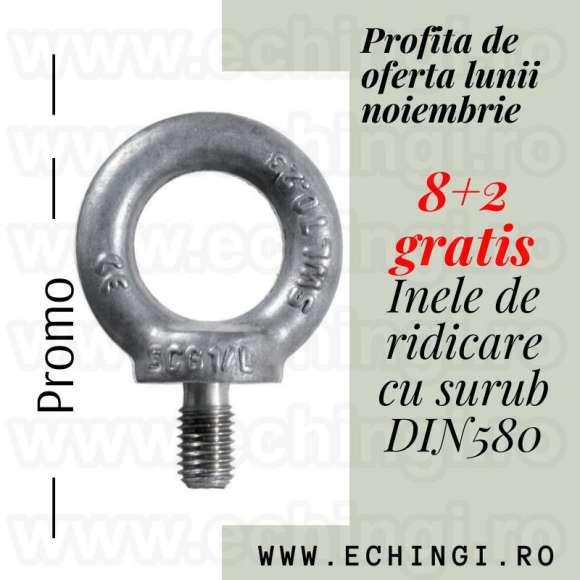 INEL DE RIDICARE DIN 580