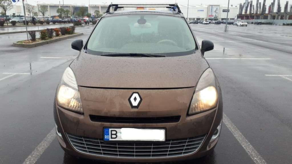 Renault Scenic Din 2011 - 316,000 Km