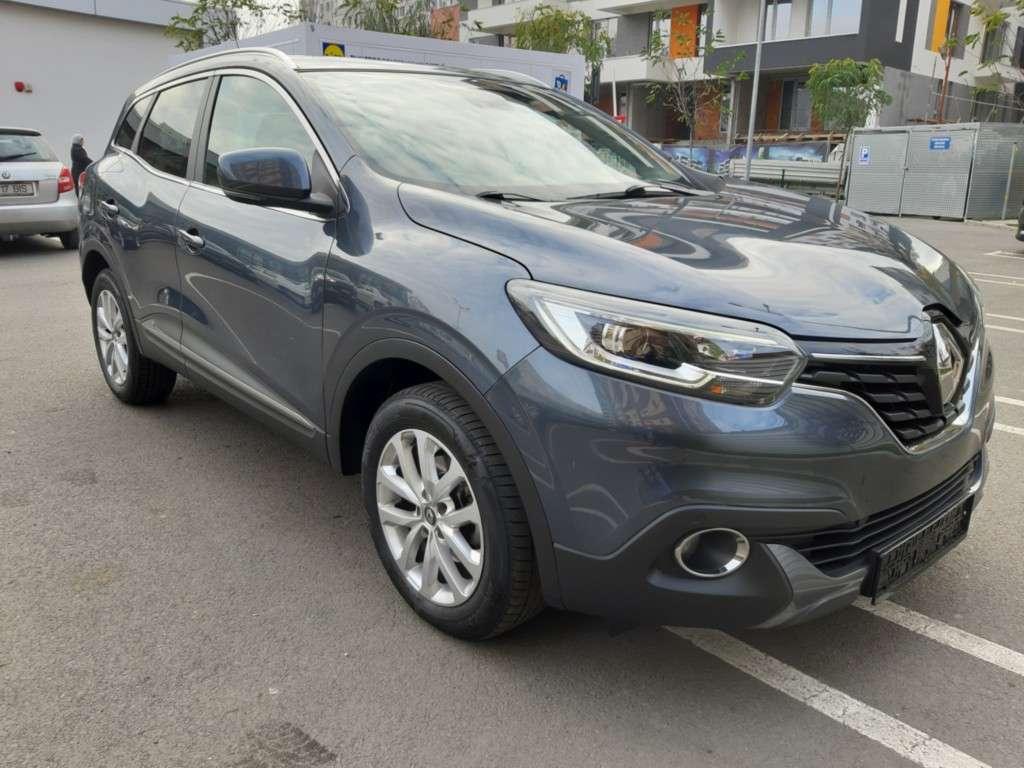 Renault Kadjar Din 2016 - 156,000 Km