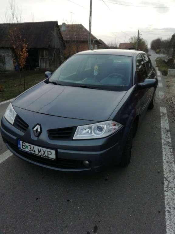 Renault Megane Din 2007 - 300,000 Km