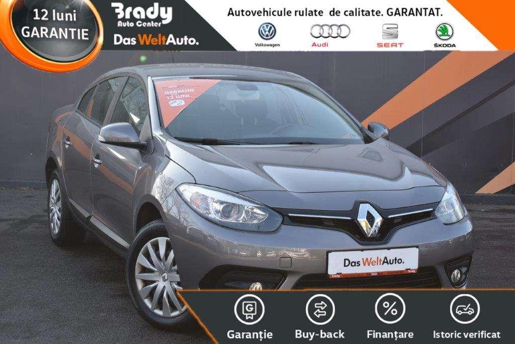 Renault Fluence Din 2015 - 47,997 Km