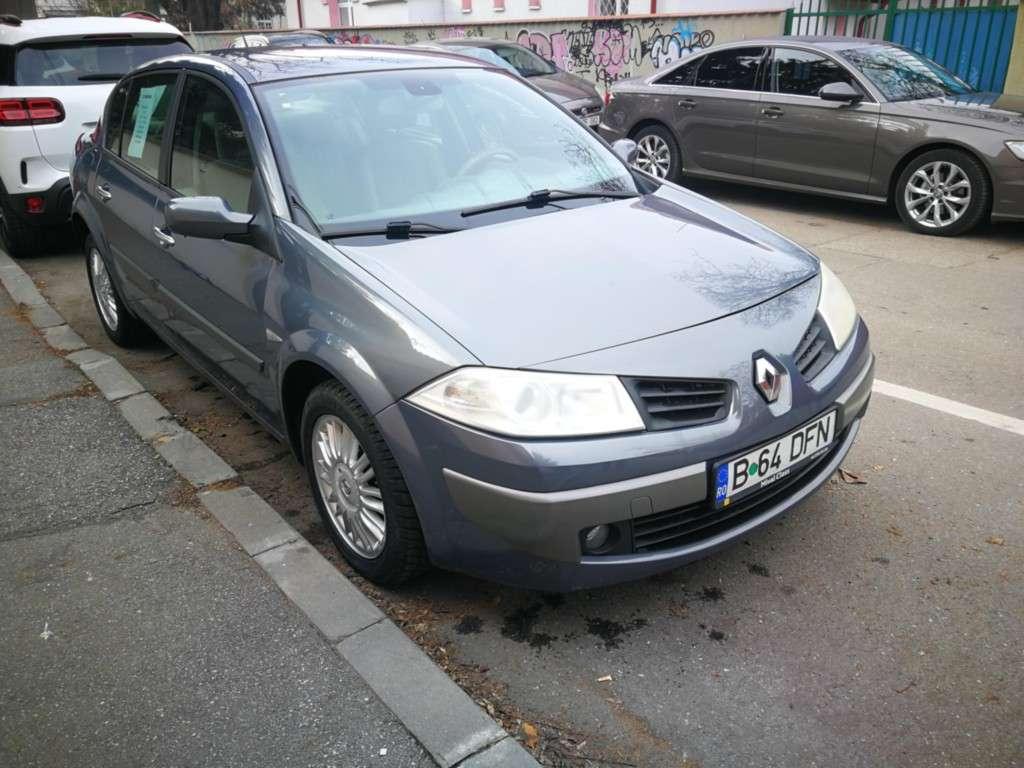 Renault Megane Din 2007 - 97,900 Km