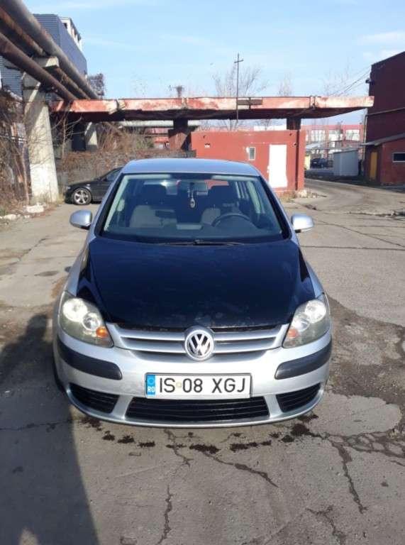 VW Golf Plus Din 2005 - 210,000 Km