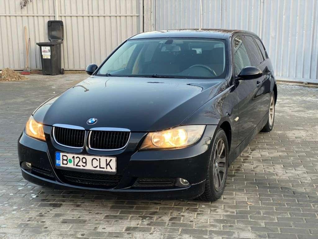 BMW 320 Din 2008 - 24,200 Km