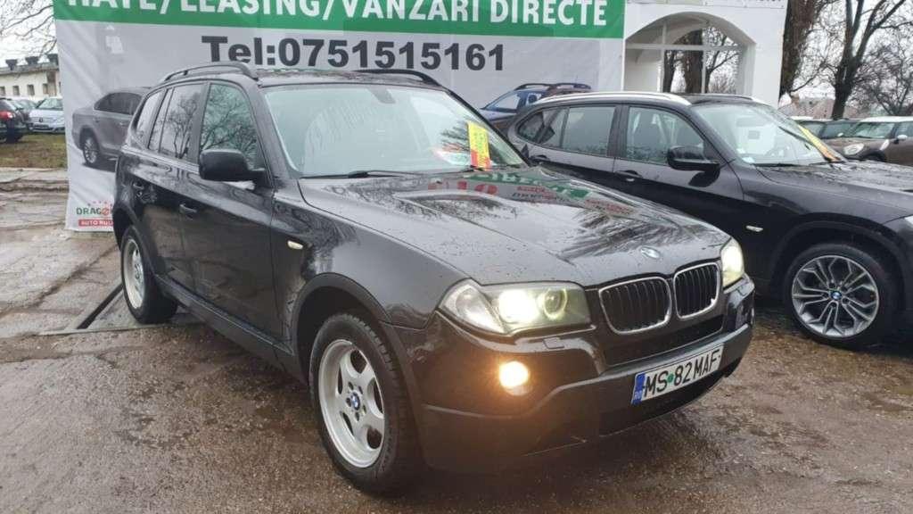 BMW X3 Din 2009 - 213,000 Km