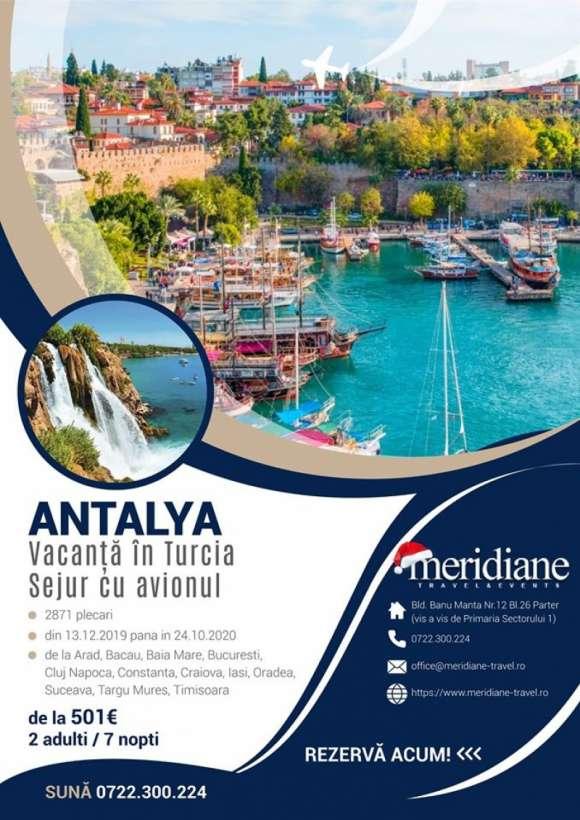 Bursa De Turism - Cereri Oferte Vacanta 2020