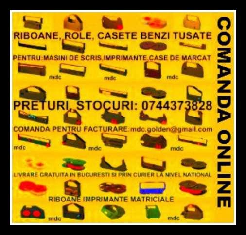 Role Si Casete Ptr.masini De Scris 0744373828.