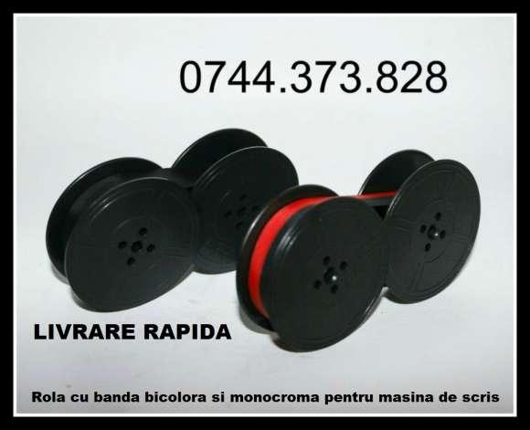 Rola Nylon 13 Mm Pentru Masina De Scris 0744373828