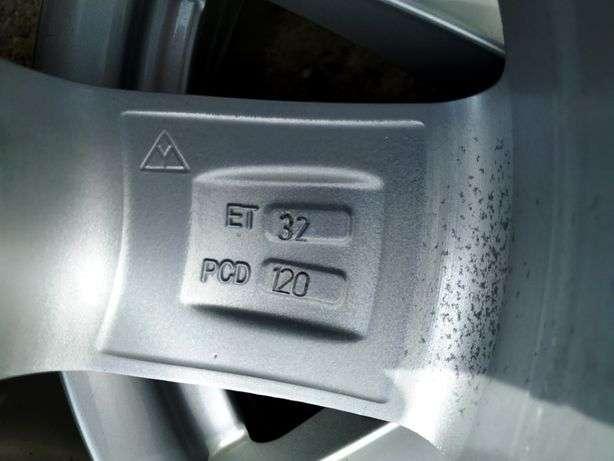 Jante Dezent BMW TOUAREG T5 17 5x120