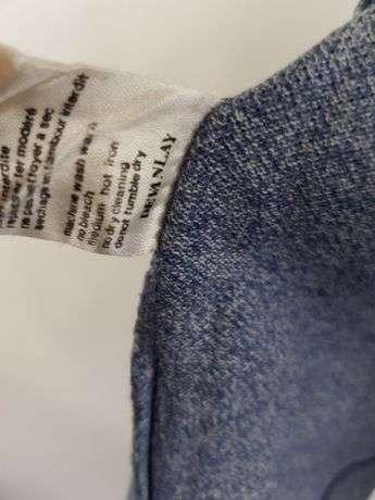 Tricou Barbati Lacoste Marimea L Polo Cu Guler Albastru R8