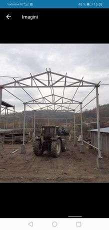 Vând Structura Metalica Din țeavă Pătrată Rectangulară