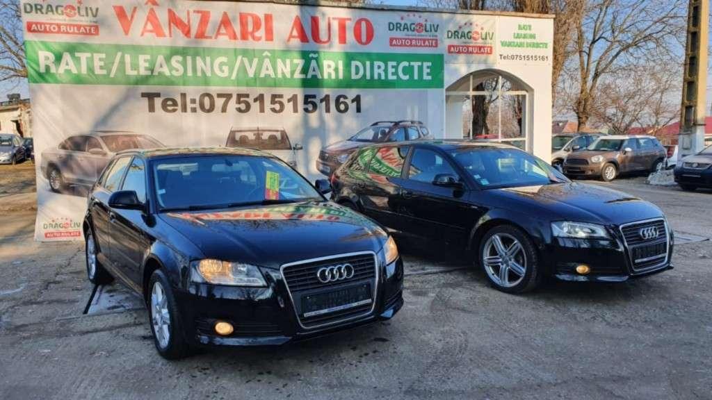 Audi A3 Din 2010 - 212,000 Km