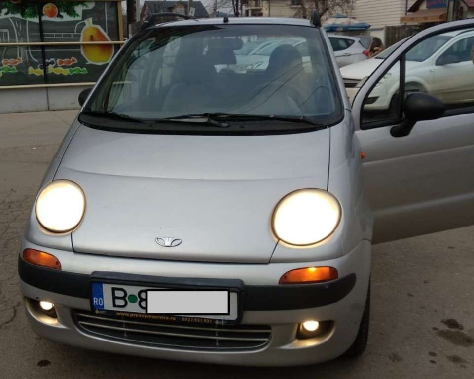 Daewoo Matiz Din 2004 - 69,500 Km