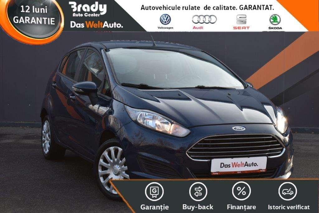 Ford Fiesta Din 2016 - 112,625 Km