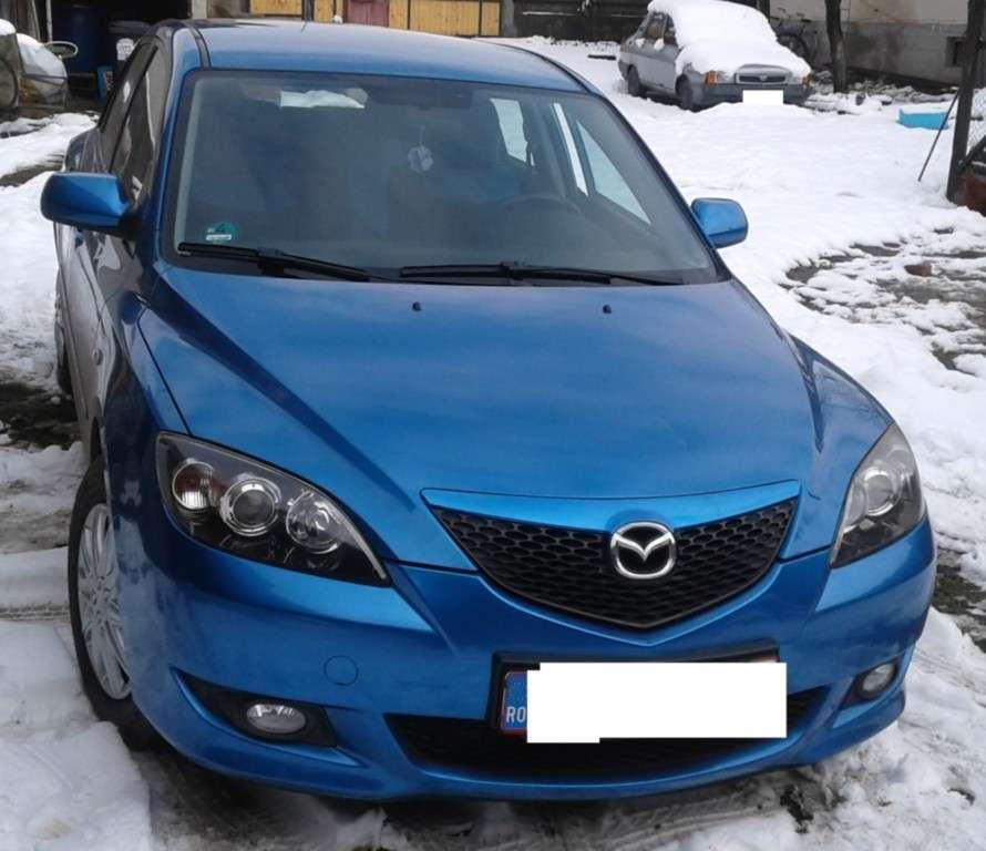 Mazda 3 Din 2006 - 187,000 Km