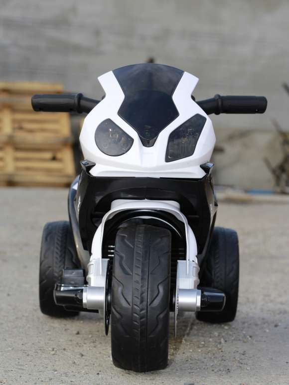 Mini Motocicletă Electrică BMW S1000RR Negru Nou