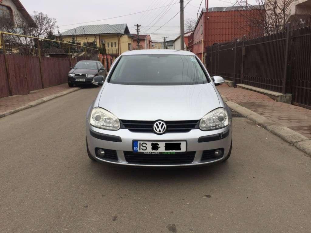 VW Golf Din 2006 - 248,000 Km