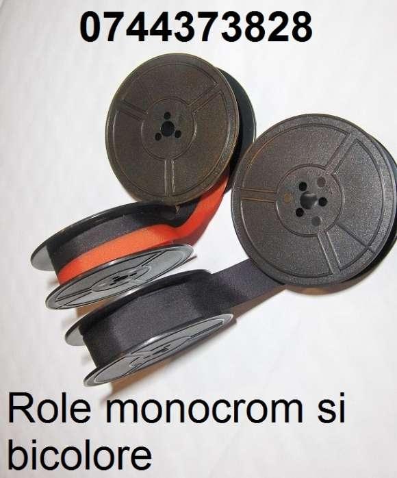 Banda 13mm Rosu/negru Masini De Scris 0744373828, Calculatoare De Birou.