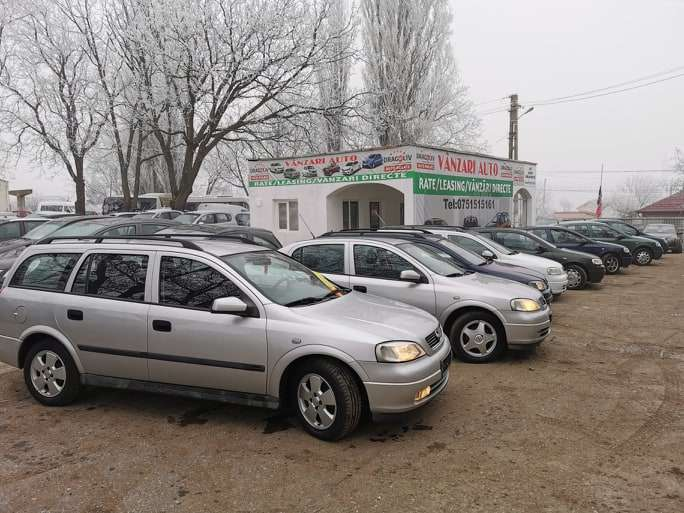 Opel Astra Din 2002 - 230,000 Km