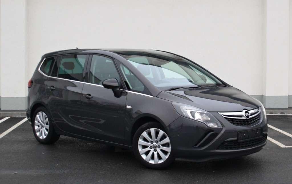 Opel Zafira Din 2015 - 179,457 Km