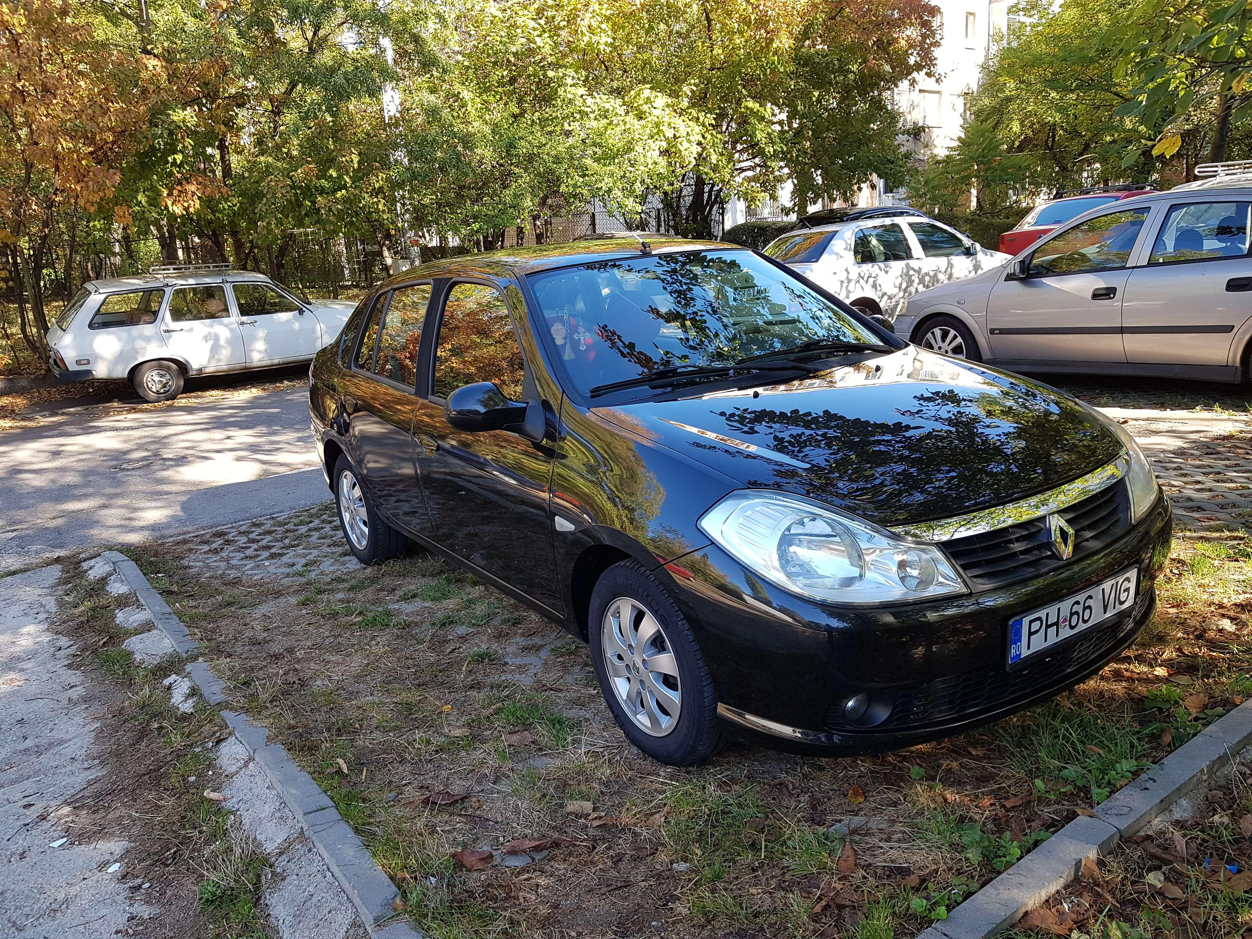 Renault Symbol Din 2009 - 127,000 Km