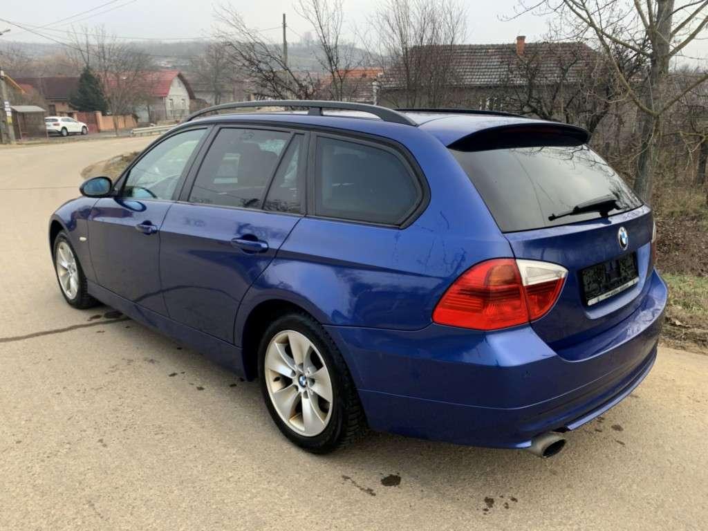 BMW 318 Din 2008 - 283 Km