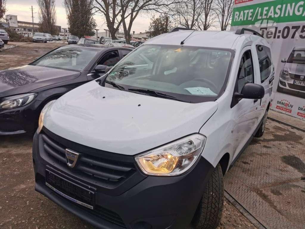 Dacia Dokker Din 2015 - 119,000 Km