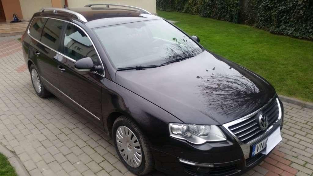 VW Passat Din 2009 - 277,000 Km