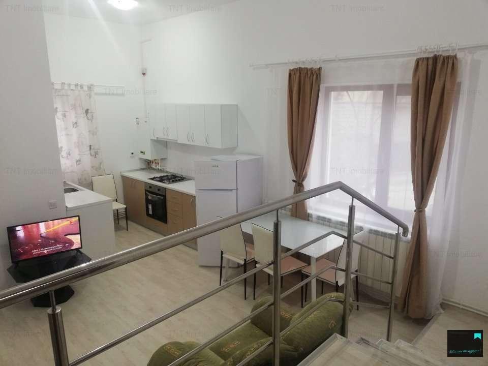 Apartament 2 Camere Semidecomandat Bloc Nou Zona Capat Pacurari