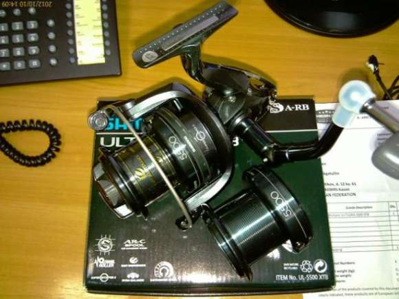 Mulinete Shimano Ultegra 5500 XTB Upgrade