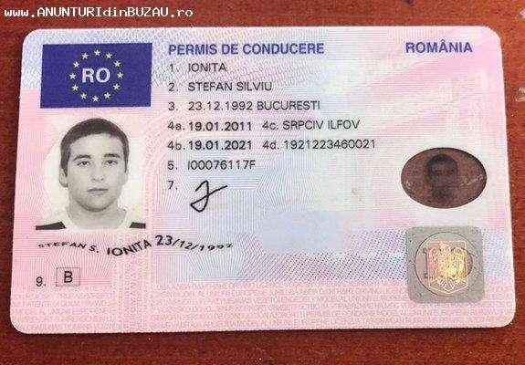Permis De Conducere Expirat In Strainatate Permis De Conducere Romania Permis De Conducere Sua In Romania