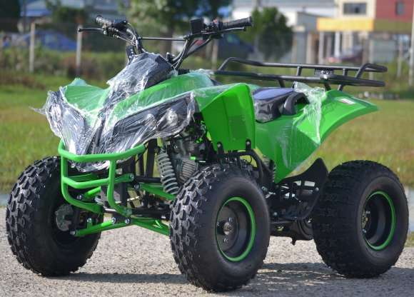 Atv Warrior 125cc, Roti De 8 Inch