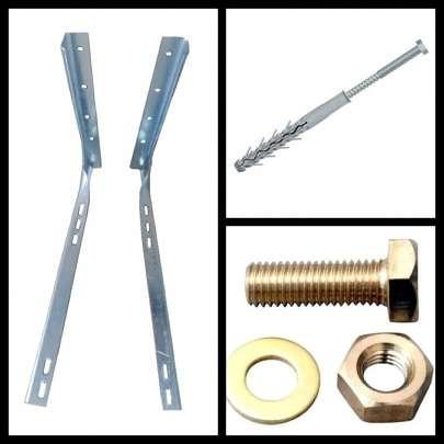 Console / Suruburi/ Teava Cupru / Dibluri Pt Montaj Aer Conditionat
