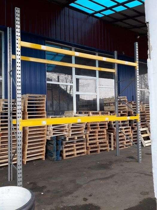 Rafturi Metalice Industriale 91x9