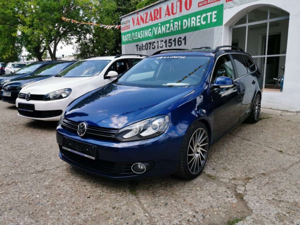 VW Golf Din 2013 - 278,000 Km