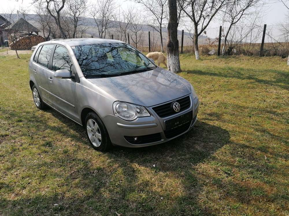 VW Polo Din 2007 - 162,000 Km
