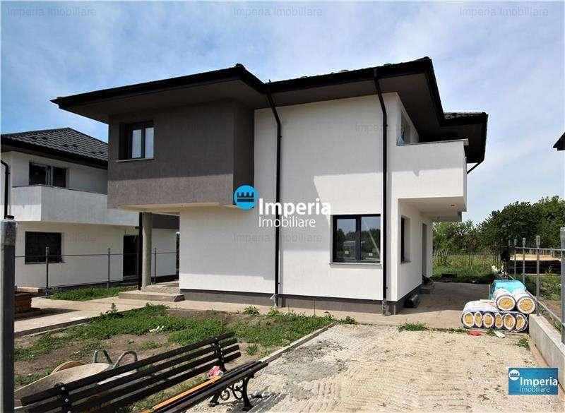 Casa Individuala In Iasi , Situata In Zona Miroslava 110 Mu
