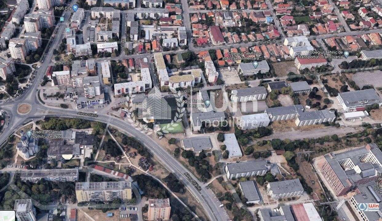Teren Pentru Constructie Bloc | Zona De RrM2 In Gherogheni!