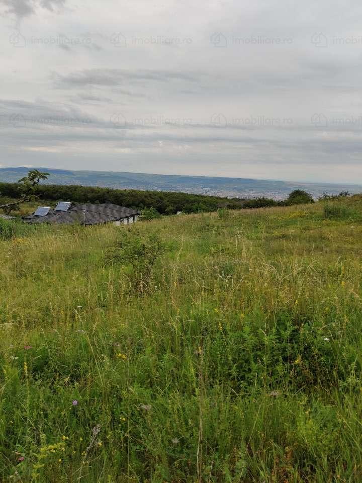 Teren Constructii 1250 Mp, Panorama Feleacu (vand Sau Schimb Cu Casa)
