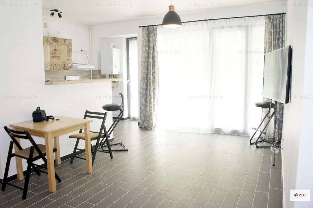 2 Camere, Bloc Nou, Mobilat Modern, Cu Parcare, In Gheorgheni, Zona Iulius Mall