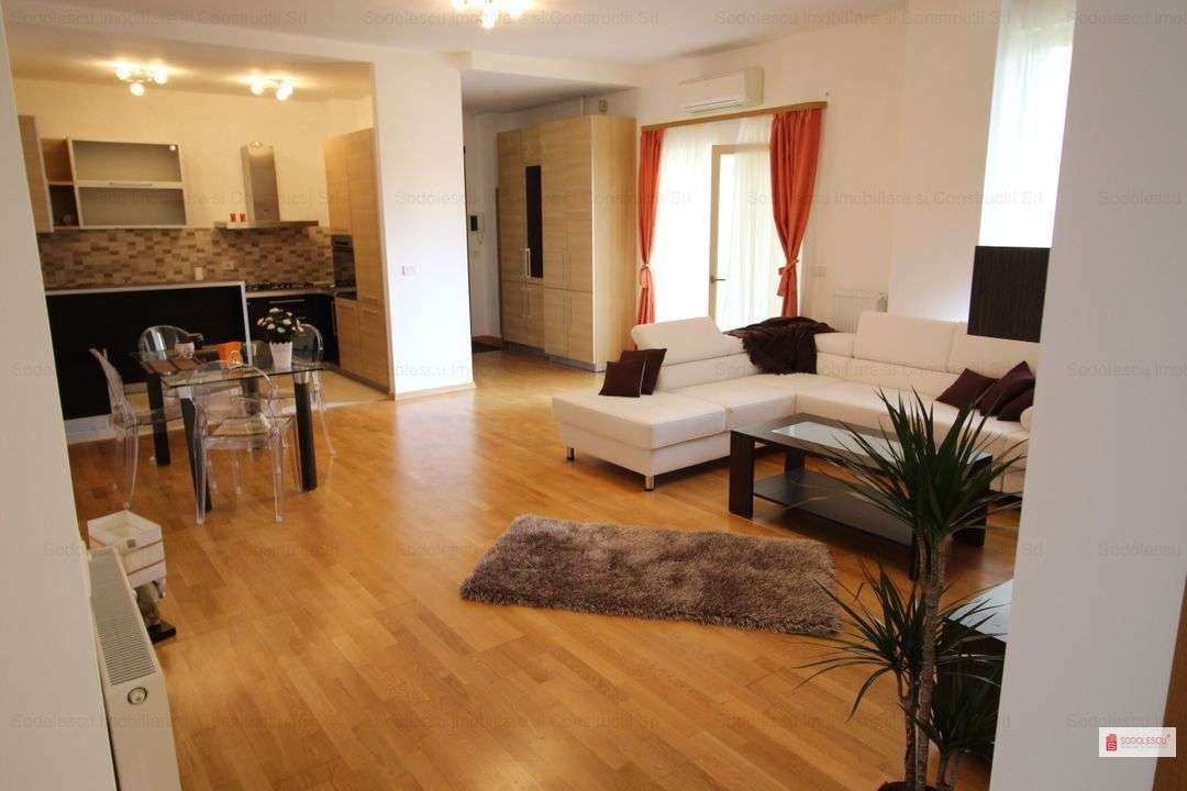 Apartament Cu 3 Camere De Inchiriat In Zona Central - Take Ionescu