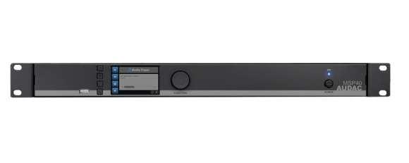 Media Player/ Recorder Audac MSP40