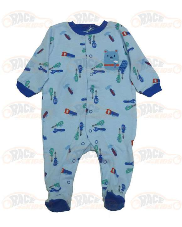 Pijamale Baietei Din Bumbac