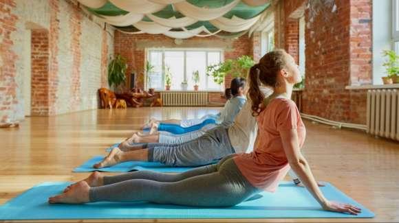 Seara Fericita - Curs De Yoga Online