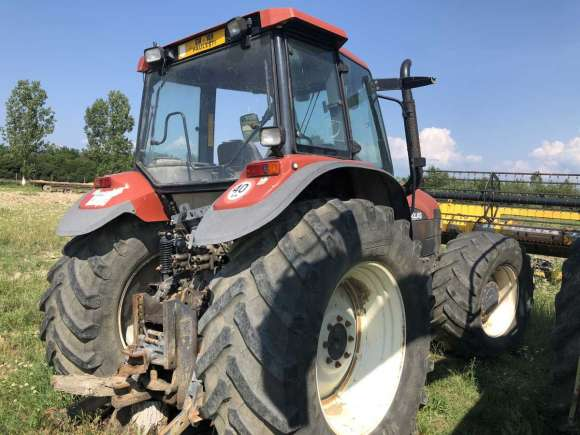 Lichidator Judiciar Vand Tractor New Holland TM165 - Pomi, Satu Mare