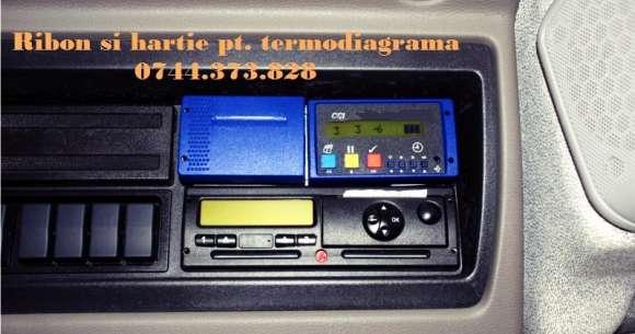 Caseta Tus Si Rola Hartie Thermo King, Touchprint, Transcan Sentinel, Datacold Carrier, Esco.
