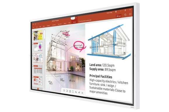Flipchart Digital Interactiv 65'' Samsung FLIP 2 WM65R