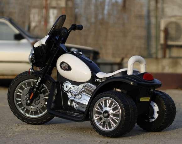 Motocicleta Electrica Pentru Copii Police 35W
