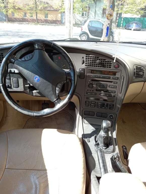 Vand Saab Model 9.5,